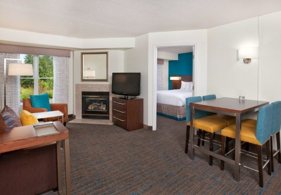 Lebanon, NH: Two-Bedroom Suite - Living Room