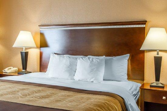 เมานต์เพลเซนต์, ไอโอวา: Guest Room