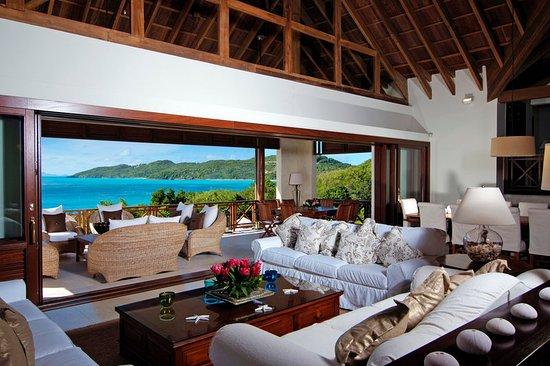 Canouan: Five Bedroom Villa
