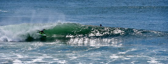 Surf Tours Nicaragua : the point