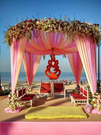 Sun-n-Sand Hotel, Mumbai: wedding venue