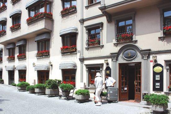 Celal Sultan Hotel صورة فوتوغرافية