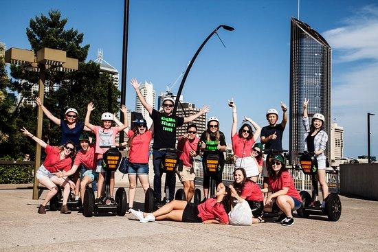 Kangaroo Segway Tours