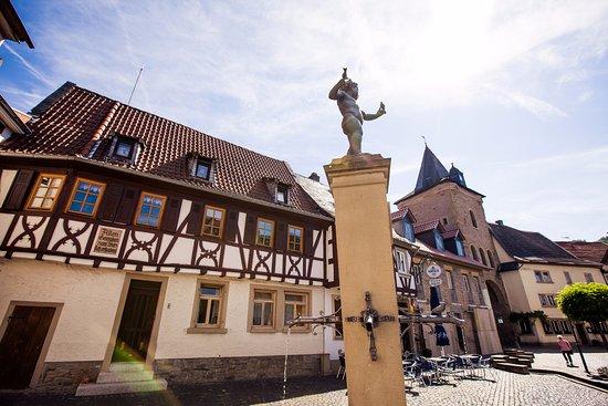 Meisenheim, Jerman: Rapportierplatz