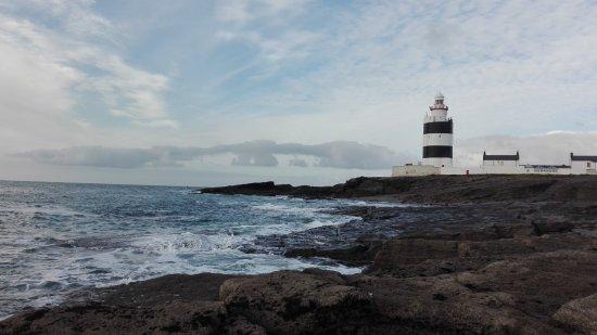 Fethard On Sea, Ireland: che panorama e foto senza filtri signori, con un huawei p8 light.