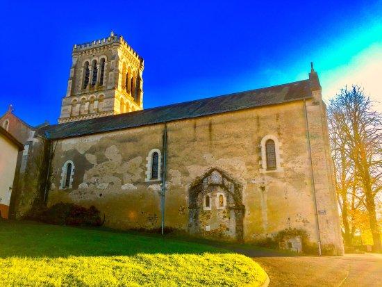 Eglise Saint-Gervais-et-Saint-Protais.