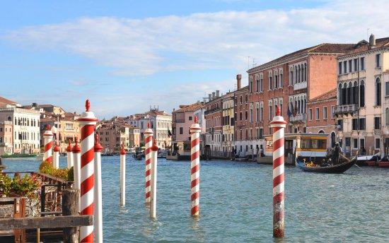 vista dalla terrazza albergo - Picture of Hotel Principe, Venice ...