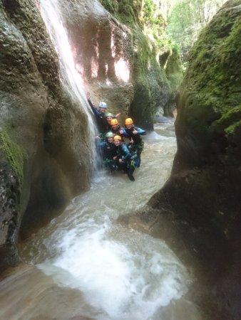 Canyon de Malans (Doubs)