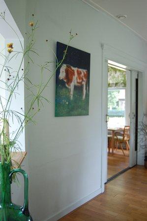 Eext, The Netherlands: Restaurant met kunst van Elize Klinkert