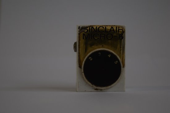 Denbigh, UK: Sinclair Micro 6