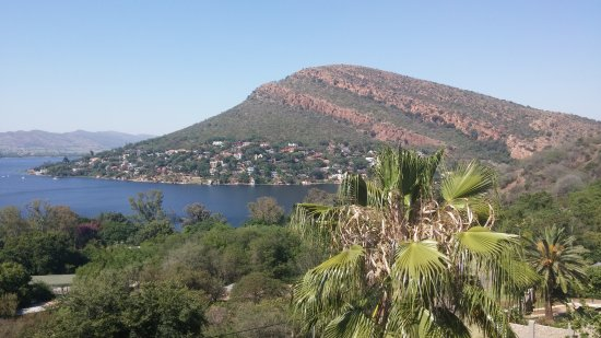 Schoemansville, África do Sul: View from the Penthouse balcony