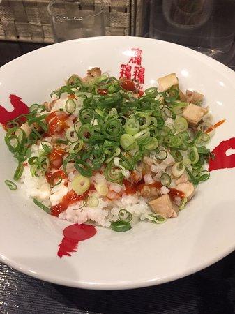 Ayam Ya: Chicken (Beef?) Rice