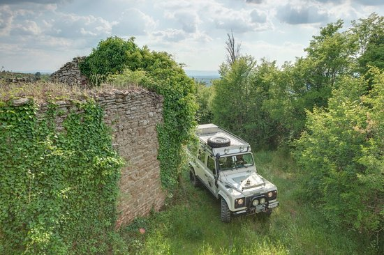 Greve in Chianti, Italia: Off Road in Tuscany
