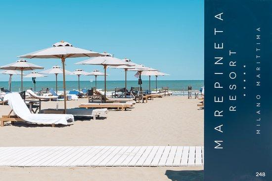 MarePineta Resort: MarePineta Beach