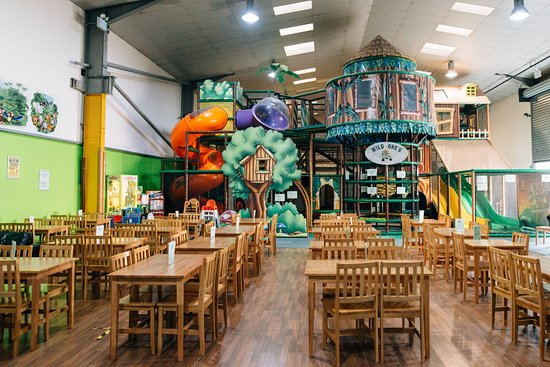 Wild One's Soft Play