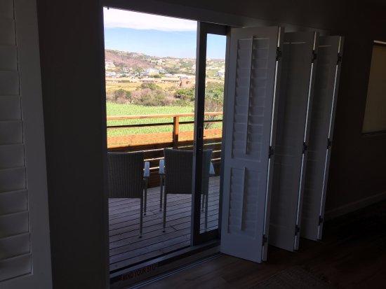 Christiana Lodge: Balcony