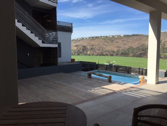Christiana Lodge: Small Pool