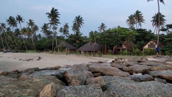 Beautiful resort just in beach