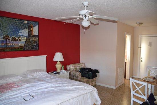 Island Sun Inn: Zimmer Nr. 128