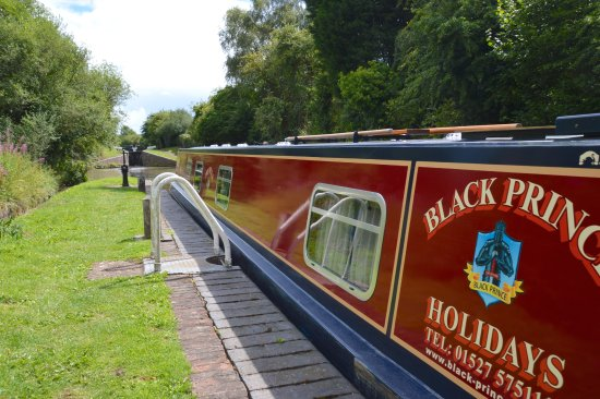 Бромсгроув, UK: Black Prince Holidays in Warwickshire, England