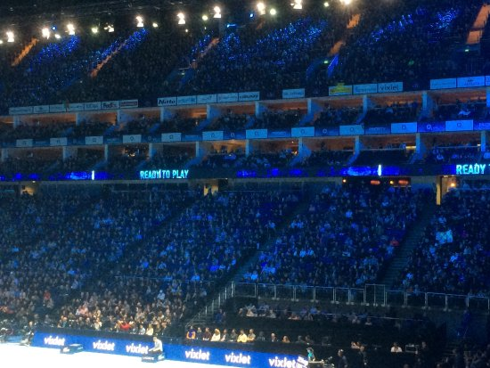 Seating On All Levels Picture Of Atp World Tour Finals London