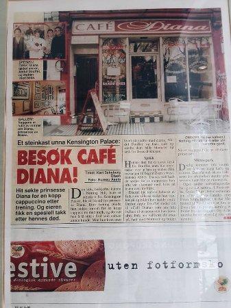 Cafe diana london notting hill restaurant bewertungen for 163 the terrace wellington