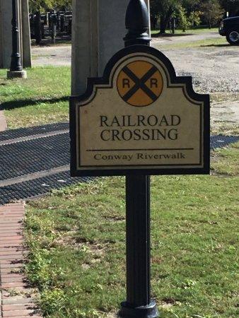 Conway, Carolina del Sud: Sign
