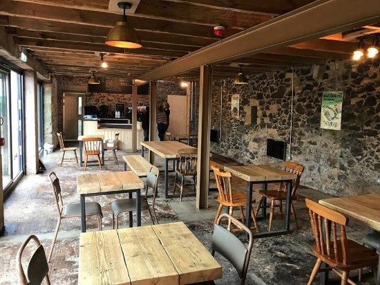 Fife, UK: The Rhynd Cafe
