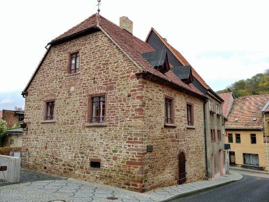 Luthers Elternhaus