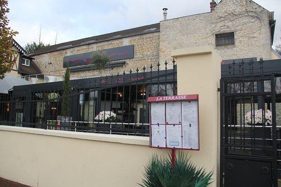 Restaurant Avec Terrasse L Ile Adam