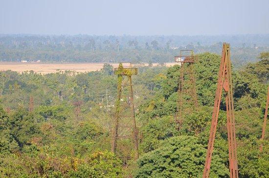Digboi, อินเดีย: View point inside refinery