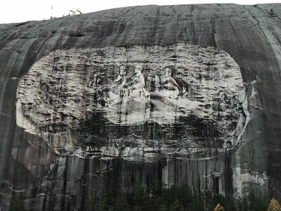 Stone Mountain Carving: photo0.jpg