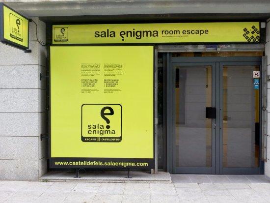 Sala Enigma Castelldefels Room Escape