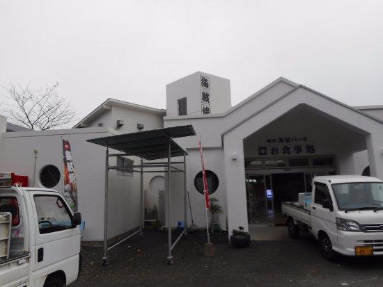 Tsurumi Kaibo Park: 外観はこんな感じ