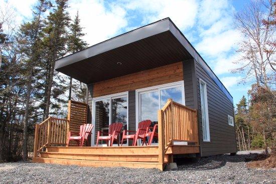 Les Bergeronnes, Canada: Refuge rustique