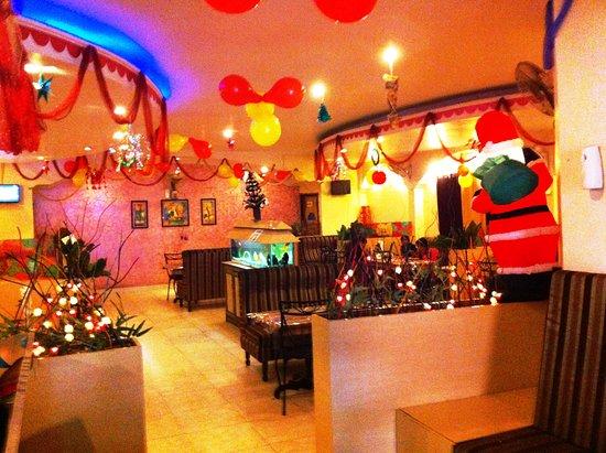 Basti, Indien: boons restaurant