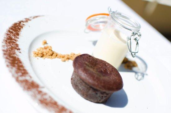 Pouzauges, France : Moelleux au chocolat