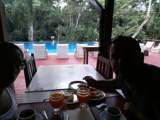 La Cantera Lodge de Selva by DON: 20170327_091239_large.jpg