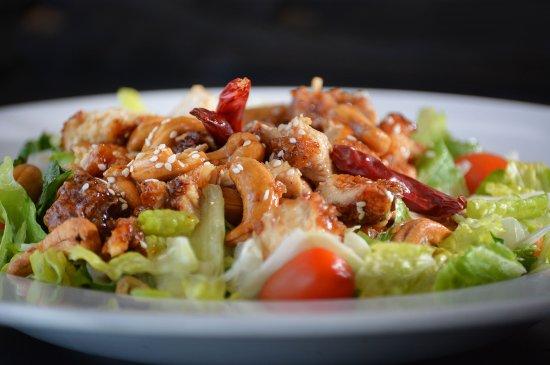 Selbyville, DE: Our delightful sesame chicken salad