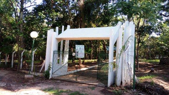 Votuporanga, SP: Entrada Horto Florestal
