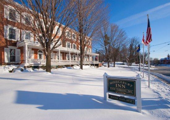 Middlebury Inn: Winter in VT