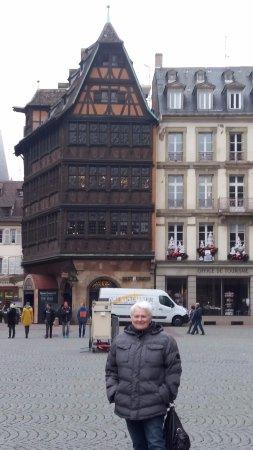 Gerstheim, ฝรั่งเศส: Strasbourg
