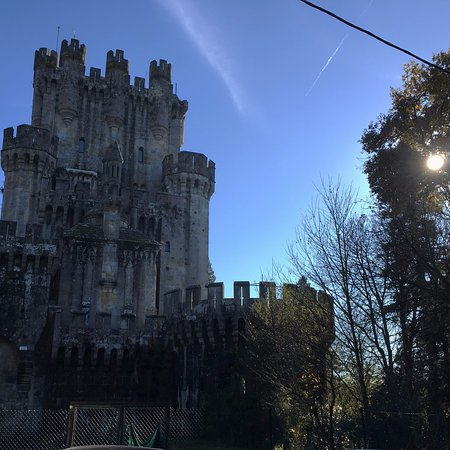 baskiska, Spanien: butron 4