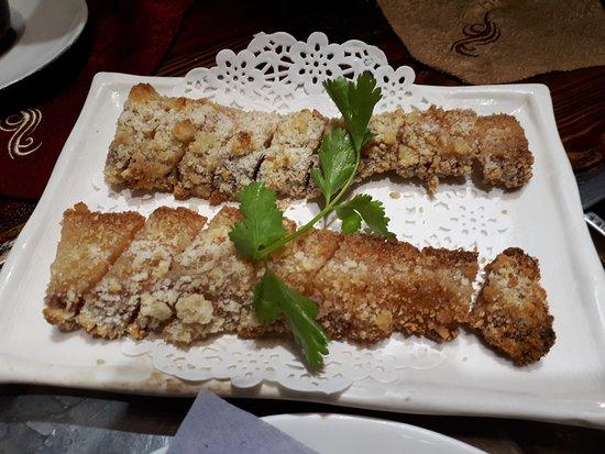 Yu MiZhou (LuoHu): Crispy Barbecue Pork (Char Shao)