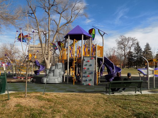 Playground, Lincoln Park, Greeley