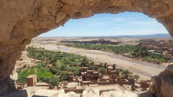 Ouarzazate, Morocco: The famous kasbah of Ait ben haddou