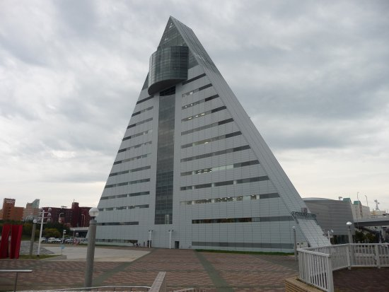 Interesting Building near the ...