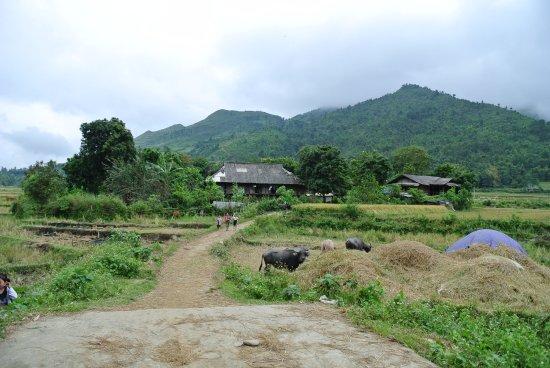 Yen Bai Province, Vietnã: Szene