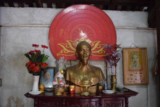 Lao Cai, Vietnam: Ho Chi Minh