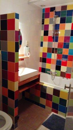 De Waal, Ολλανδία: Camera, bagno e giardino